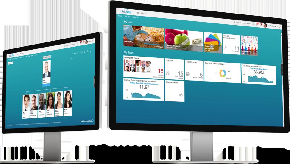 SAP ERP功能界面