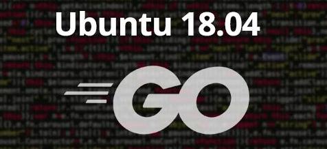 在UBUNTU 18.04上安装GO