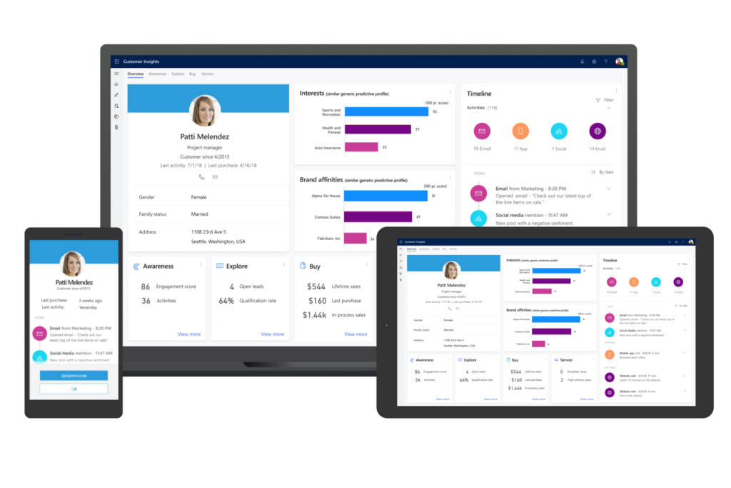 Dynamics 365 for CRM